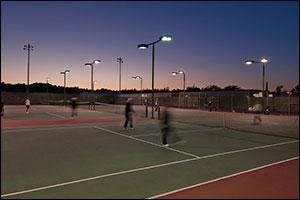 Indoor Tennis Court Lighting Indoor LED Tennis Court Lights