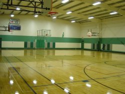 Indoor Basketball Court Lighting | Indoor Basketball Gym Lights
